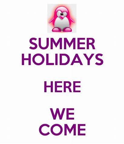 Summer Come Holidays Hoo Woo