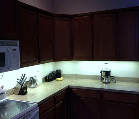 Kitchen Under Cabinet Professional Lighting Kit Cool White