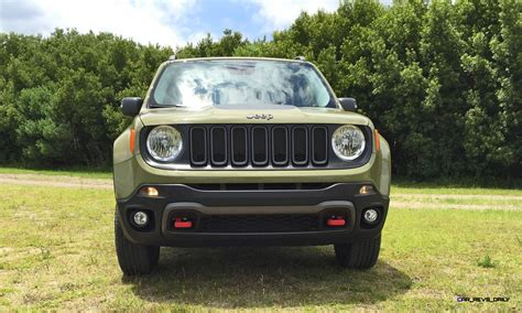 2015 Jeep Trailhawk Review by 2015 Jeep Renegade Trailhawk Review 103