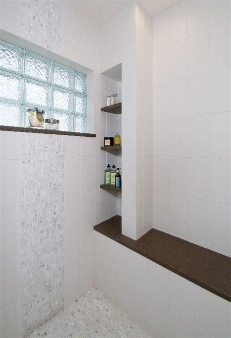 Bathroom Window Ledge by Recessed Shelves And Window Ledge In Shower For Soaps And