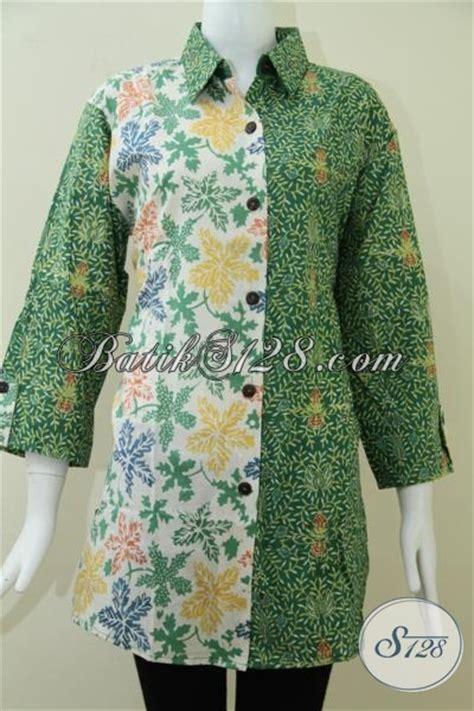 baju batik ukuran jumbo  wanita berbadan subur