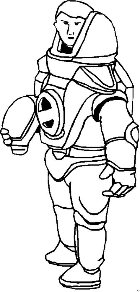 astronaut ohne helm ausmalbild malvorlage science fiction
