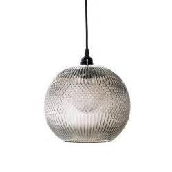 Suspension Boule En Verre : bloomingville luminaire suspension boule en verre fum ~ Melissatoandfro.com Idées de Décoration