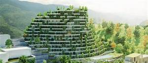 This Vertical Forest Hotel In China Revolutionizes the ...