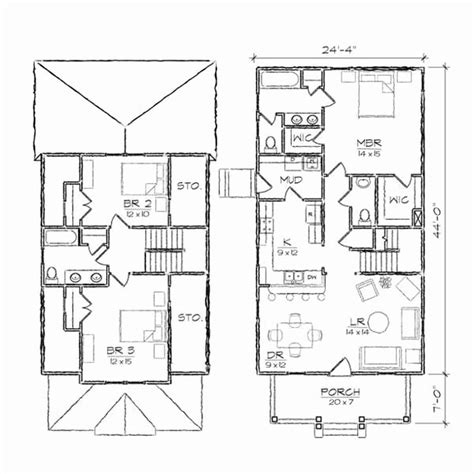 prairie house plans prairie style floor plans prairie style house plan
