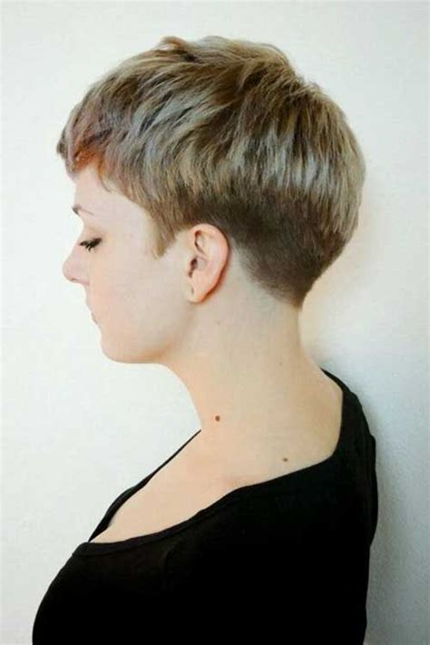 Back View Of Pixie Hairstyles by 10 Pixie Haircuts