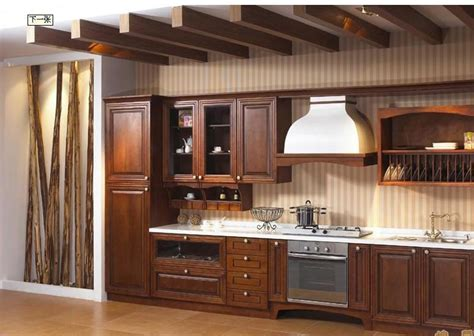 kitchen cabinets new solid wood cabinets design solid
