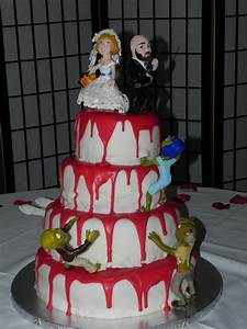 nerdy wedding cake toppers 9 - Unreality Mag