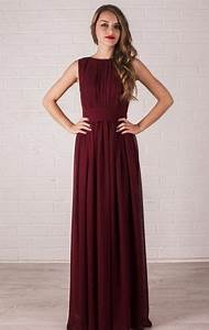 20 stunning marsala bridesmaid dress ideas for fall With fall maxi dress for wedding