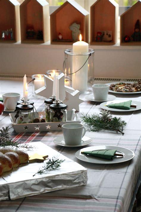 Tischdeko Weihnachten 2017 by Weihnachten Tischdeko Ideen Erwin M 252 Ller Lavendelblog