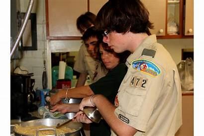 Troop Boy Scout Harlena Flagler Mchugh Calls