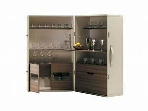 Buy the Poltrona Frau Isidoro Drinks Cabinet at Nest.co.uk