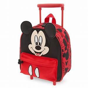 Kleine Koffer Trolleys Günstig : micky maus trolley koffer klein ~ Jslefanu.com Haus und Dekorationen