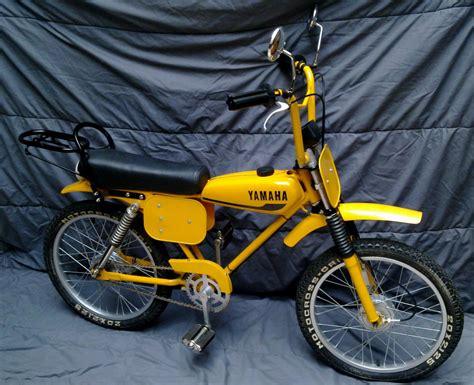 Pareasi Motor Mx by 1975 Yamaha Moto Bike Mx Bmxmuseum