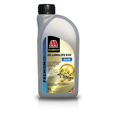 5 w 30 longlife millers oils ee longlife eco 5w30 engine buy millers oils shop