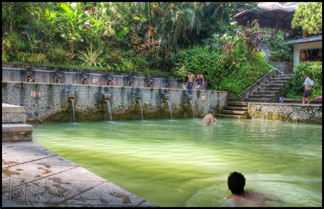bali hot springs yoga retreats  healing bali