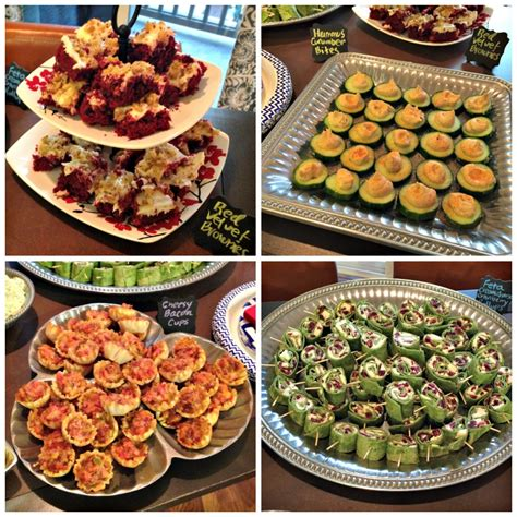 Warming Food Ideas by Housewarming Finger Foods Food