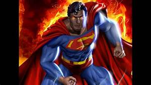 Top 5 strongest superheroes of all time - YouTube