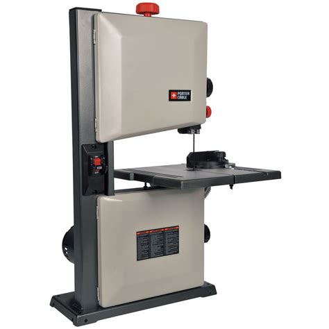 shop porter cable 9 in 2 5 amp stationary band saw at lowes com