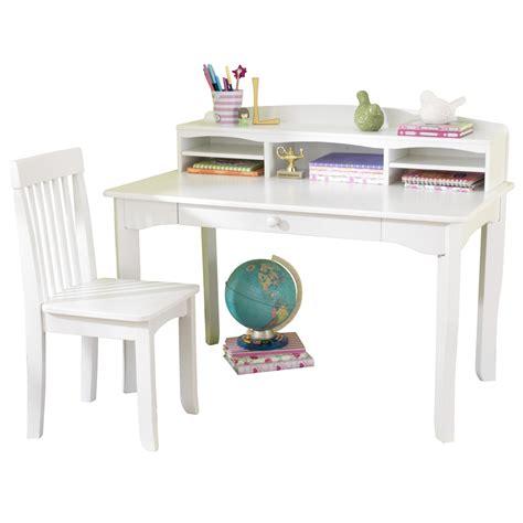 Kidkraft Avalon Desk With Hutch by Kidkraft Avalon Desk With Hutch White Ebay