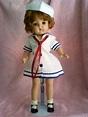 "1935 16"" CAROL ANN BEERY Composition Doll | #165816318"