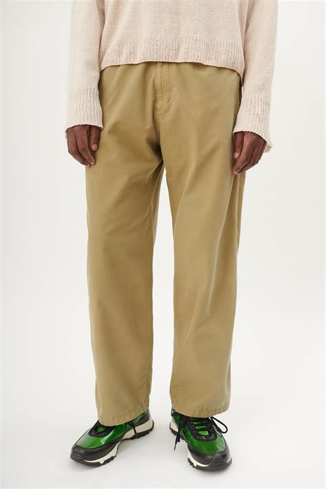 drape trousers drape trousers olive satin our legacy