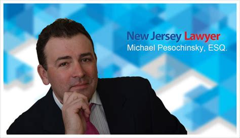 lawyer michael pesochinsky wayne nj attorney avvo