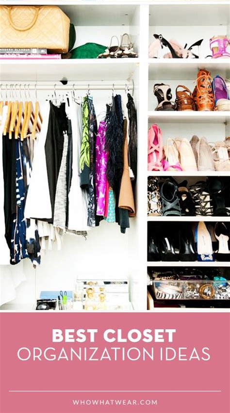 Best Closet Organization Ideas by 301 Best Images About Closet Organization Tips On