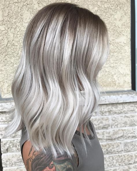 What Is Ash Hair by 10 Ash Hairstyles For All Skin Tones 2019 Fryzury
