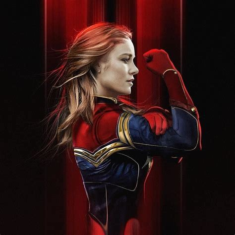 brie larson captain marvel powers awesome brie larson captain marvel fan art cosmic book news