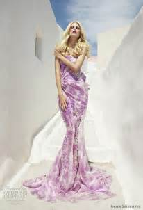 purple dresses for wedding a wedding addict purple and white wedding dresses