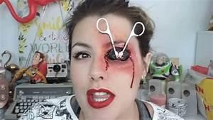 Maquillaje Halloween Trucos Fciles Para Triunfar Y