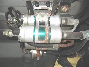 Fuel Line Leak And Incompetent Repair