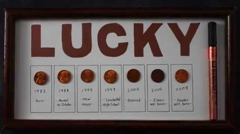 Lucky Penny De R Youtube