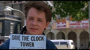 Michael J Fox, Marty McFly - Back To The Future (Doc Brown ...
