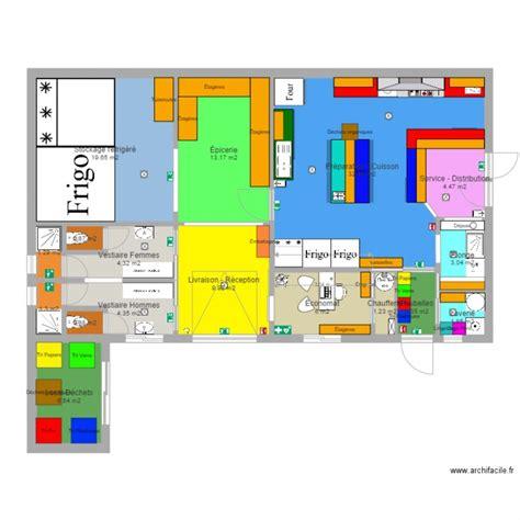 normes haccp cuisine collective plan cuisine professionnelle plan 17 pièces 114 m2