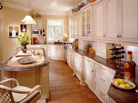 Long Kitchen Curtains Guide To Creating A Traditional Kitchen Hgtv