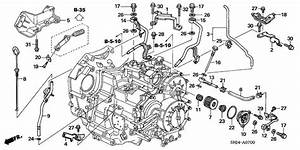 2006 Honda Odyssey Engine Diagram