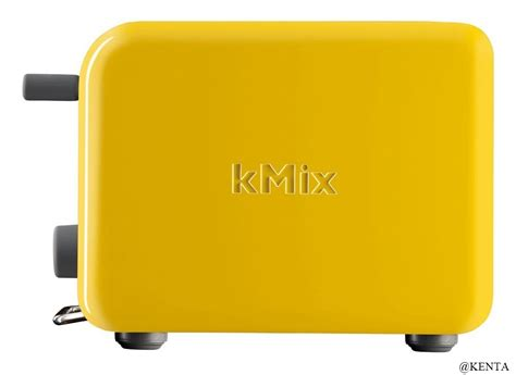 Yellow Toaster by Delonghi Kmix Ttm020j Yw Boutique Pop Up Toaster Yellow Ebay