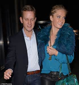 Jeremy Kyle enjoys night out with second wife Carla ...