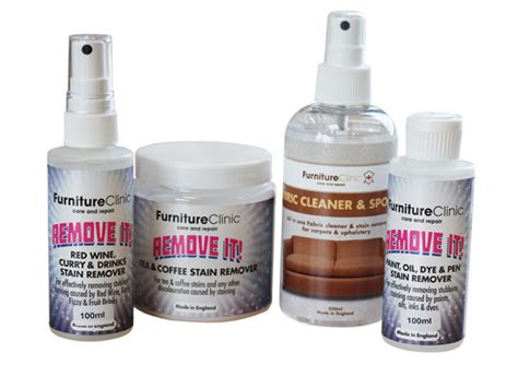 Stain Removal Upholstery by Fabric Stain Removal Kit Furniture Clinic
