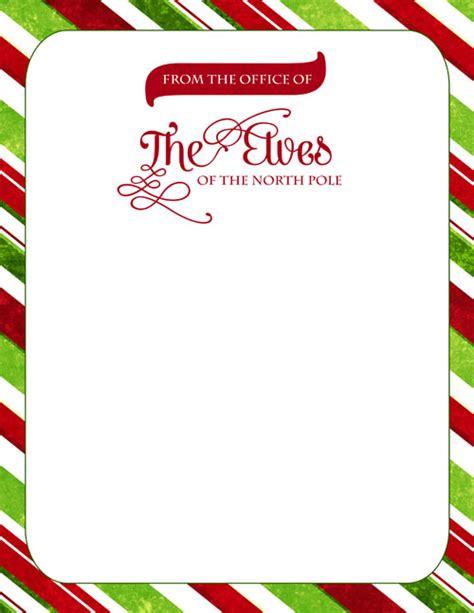 elf clipart letterhead pencil   color elf clipart