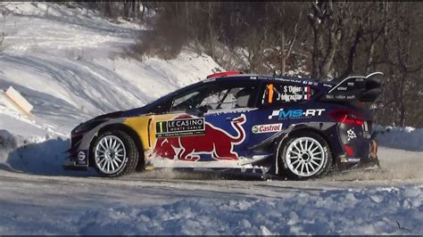 monte carlo 2017 best of show rallye monte carlo 2017 flat out max attack