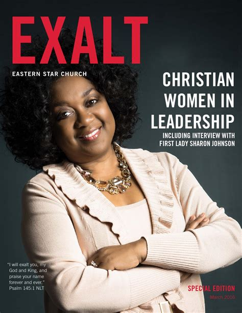 exalt christian women  leadership march   eastern