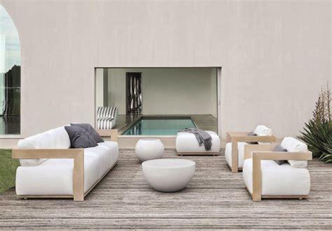 canapé terrasse pour quel canapé de jardin craquerez vous décoration
