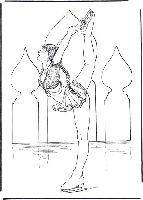 figureskating teenagers coloring pages coloring pages