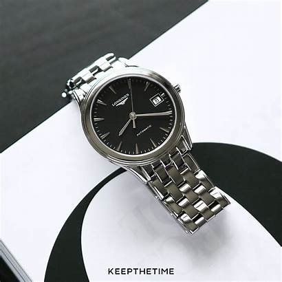 Longines Flagship Automatic 36mm Watches Keepthetime Dial
