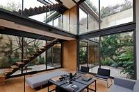 courtyard house plans A House With 4 Courtyards [Includes Floor Plans]