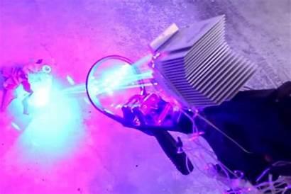 Laser Powerful Diy Shotgun Household Items Deadly