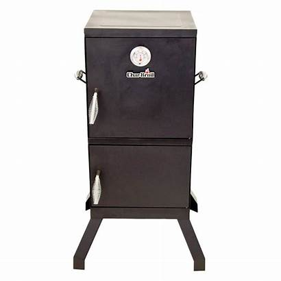 Smoker Charcoal Char Broil Vertical Grill Lowes